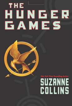 The Hunger Games - Young Adult Fiction bestseller